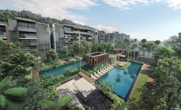 Kent Ridge Hill Residences Overview Singapore